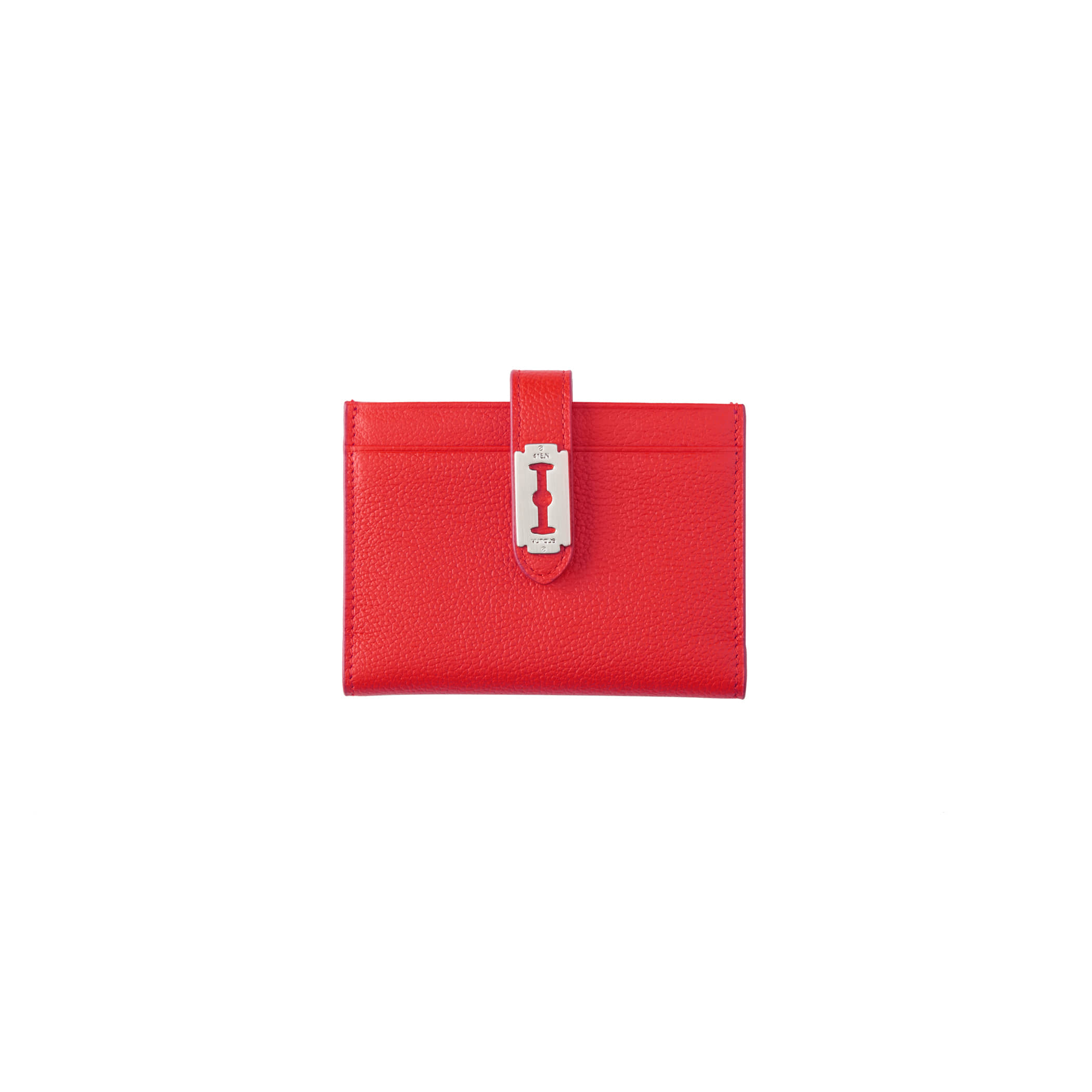 Magpie Card wallet (맥파이 카드지갑) Red