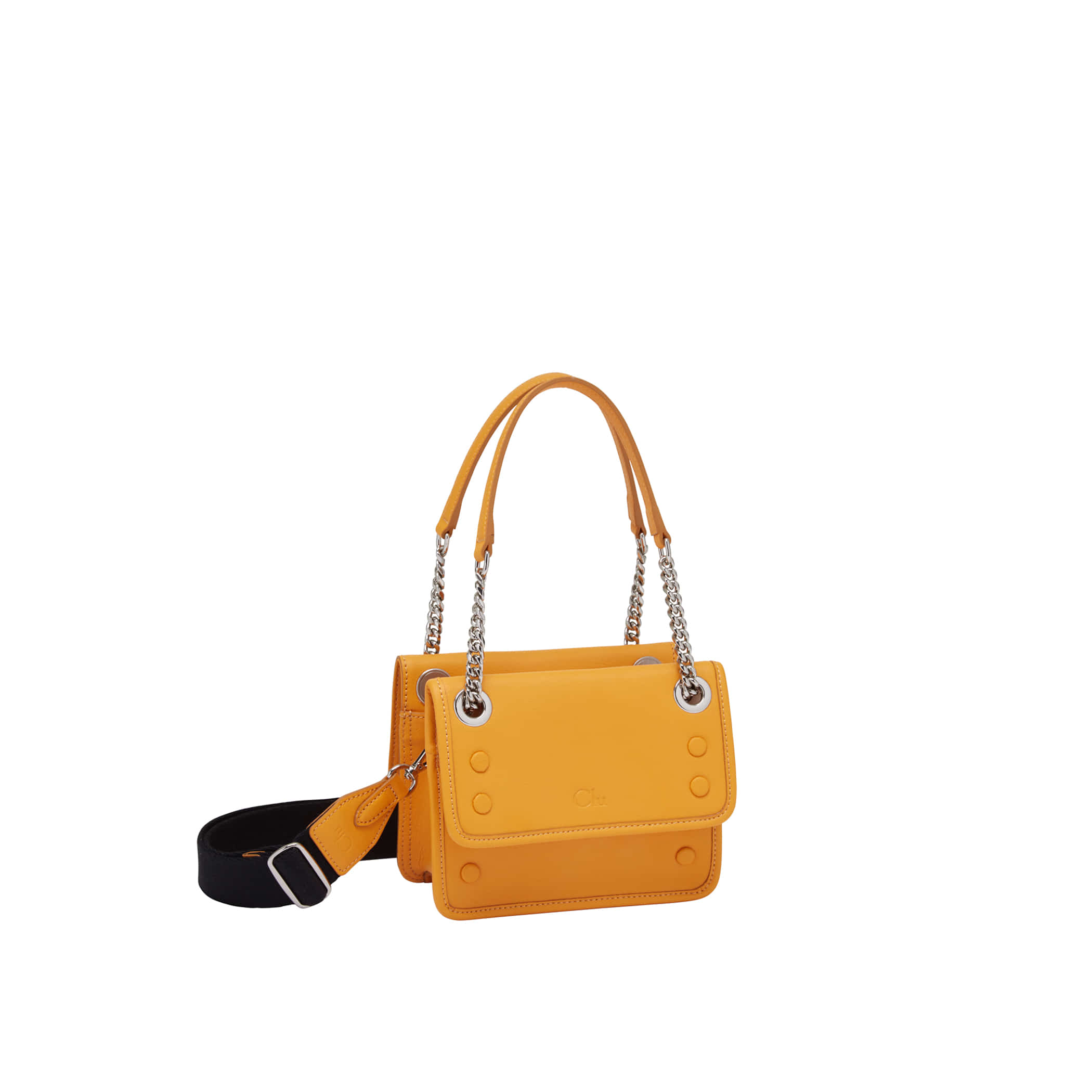 Clu_JAXSTA MINI CROSS BAG IN YELLOW