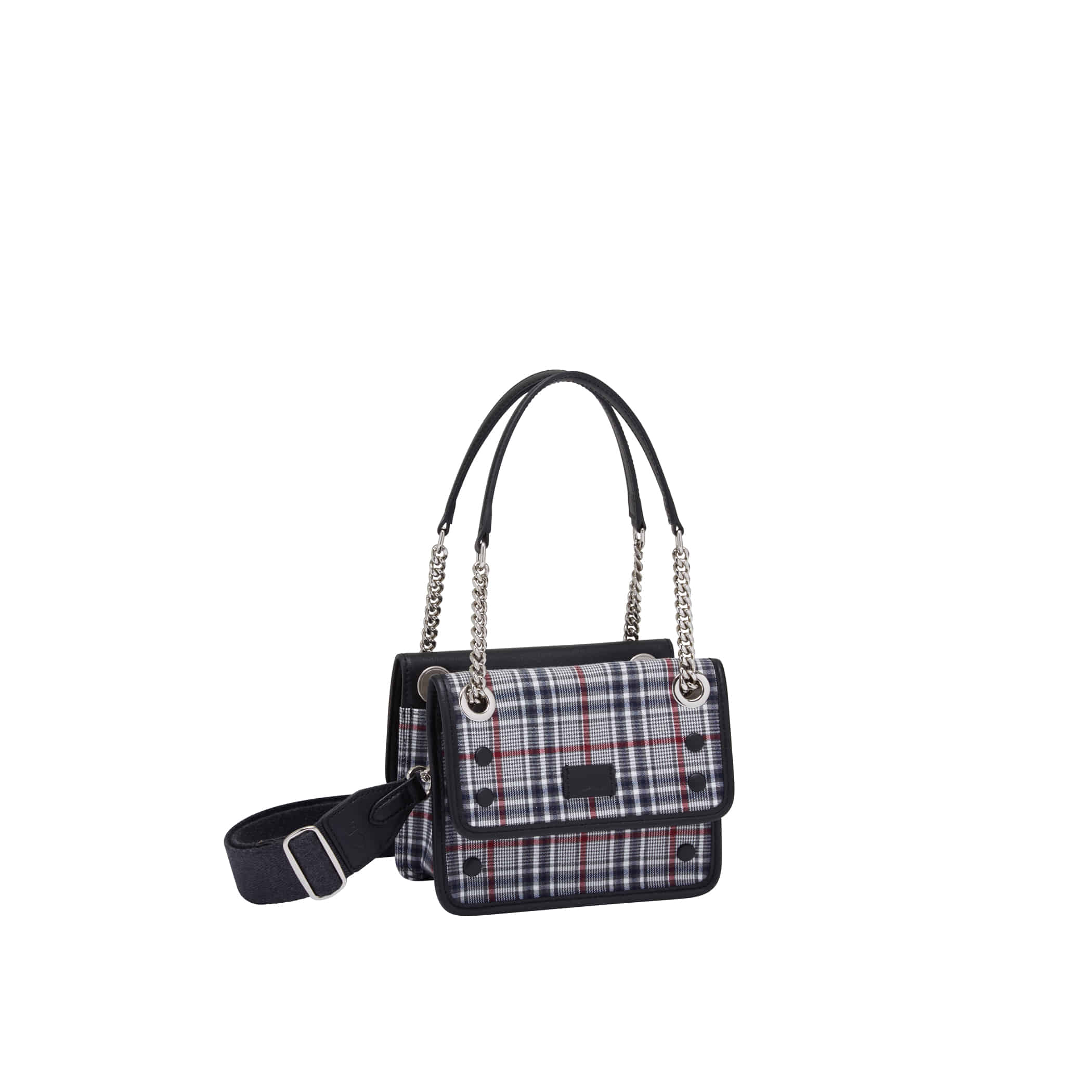 Clu_JAXSTA MINI CROSS BAG IN BLACK