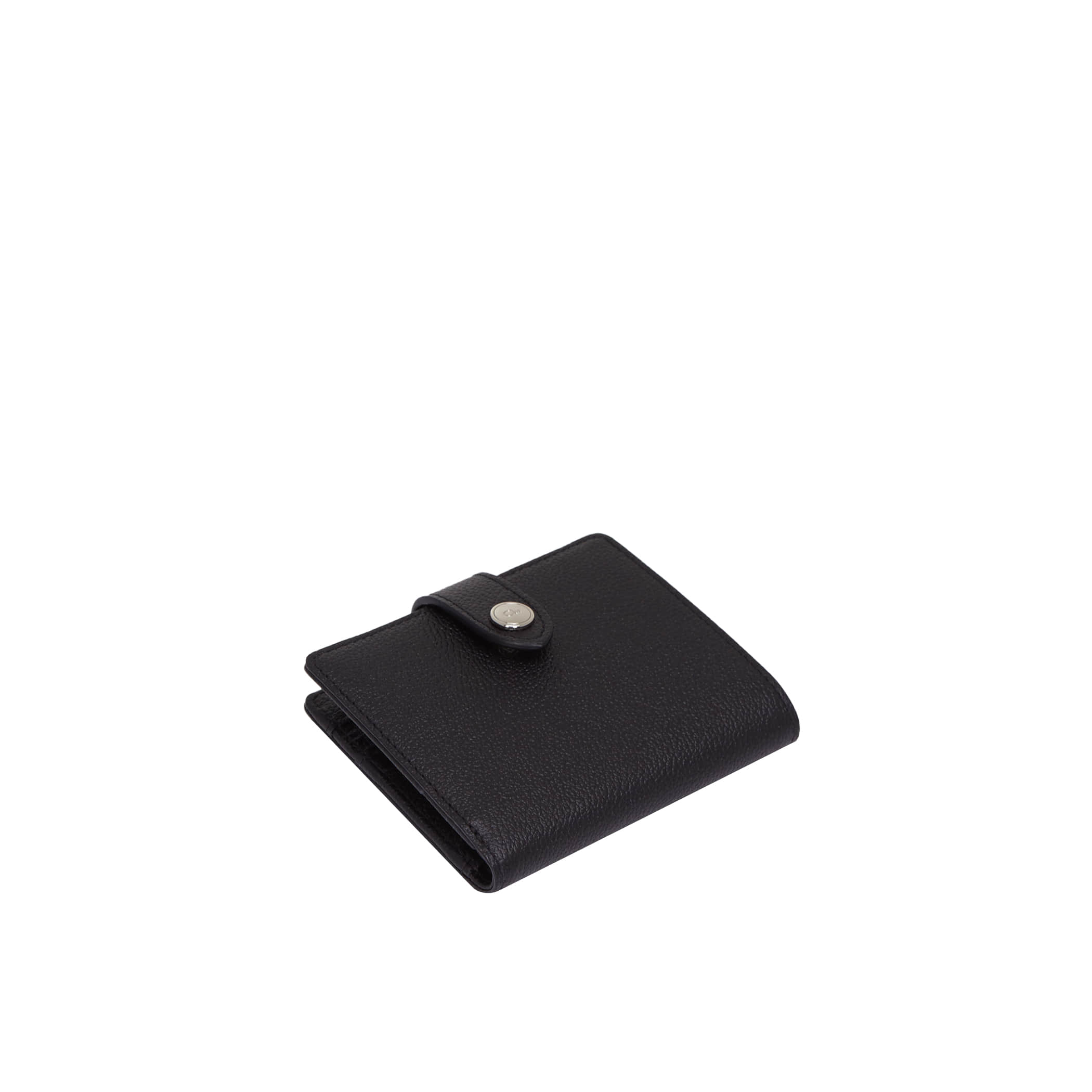 Clu_JAXSTA HALF WALLET IN BLACK