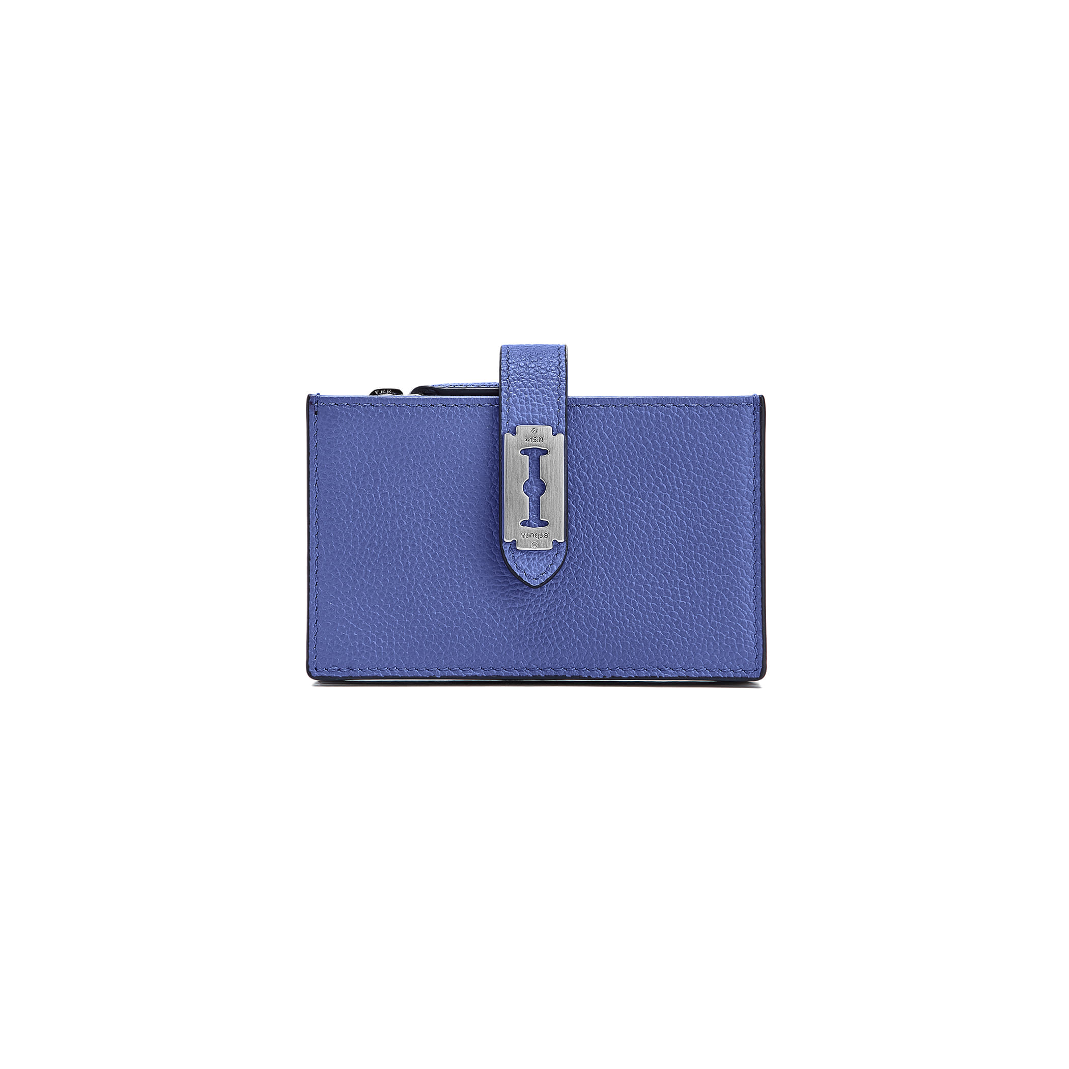 Magpie Accordion Card Wallet (맥파이 아코디언 카드지갑) Calm blue